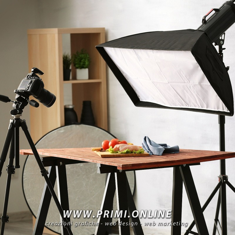 Composition Photo - Catering Dishes